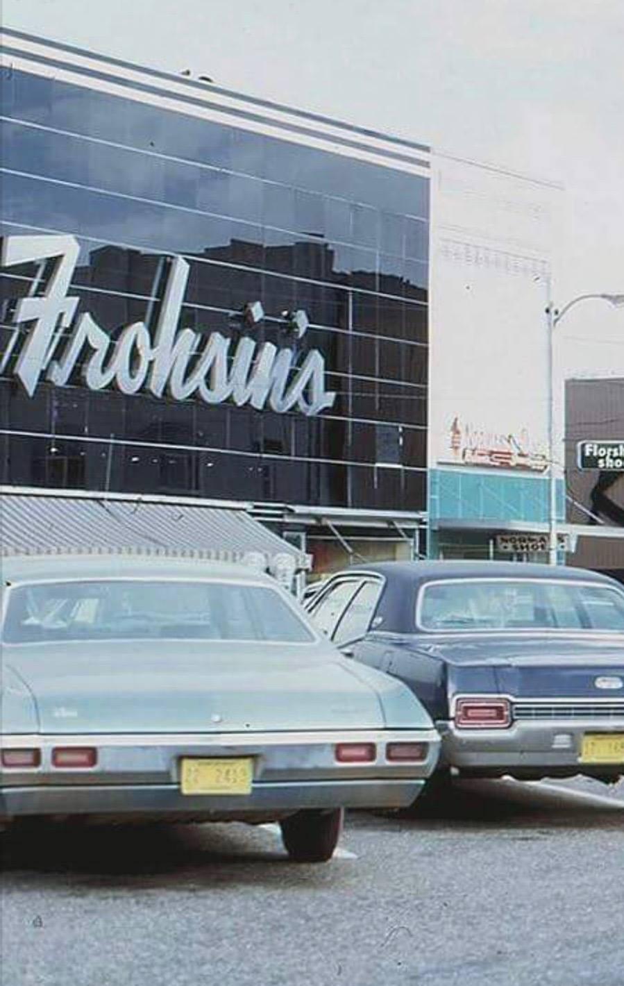 Frohsin's 1980s