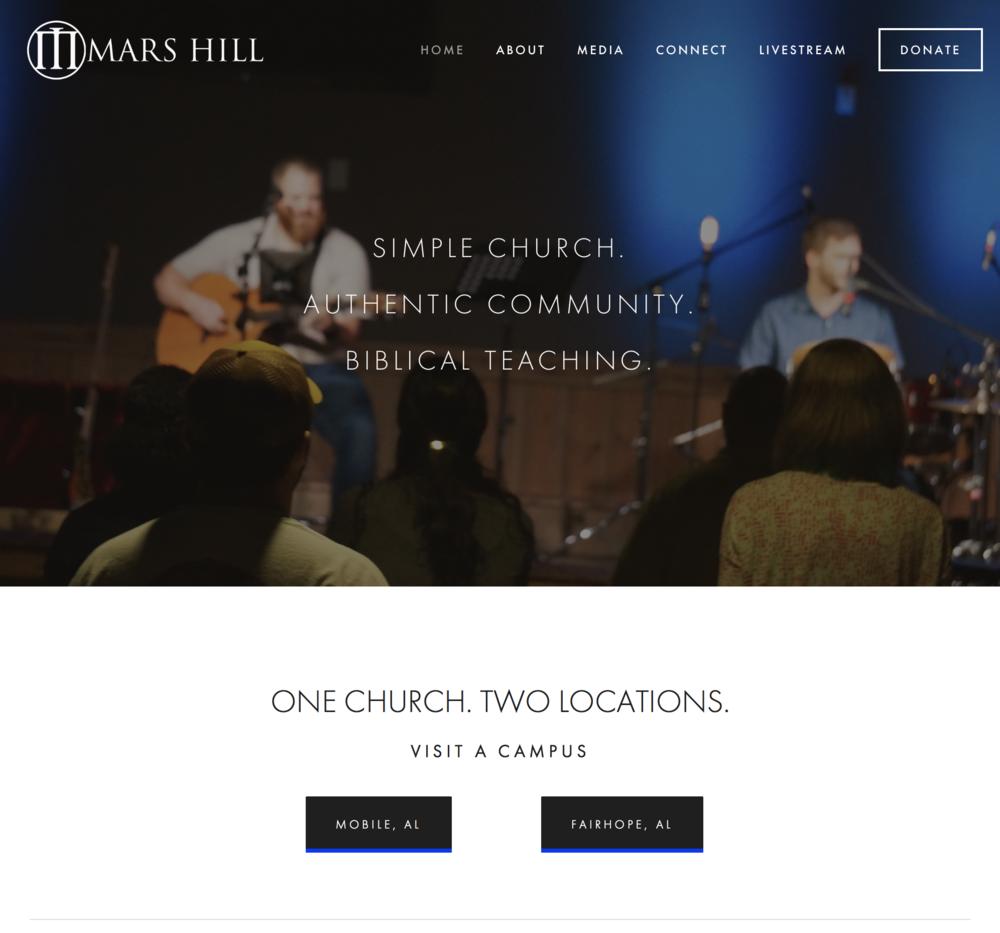 Mars Hill Church / Alabama Gulf Coast