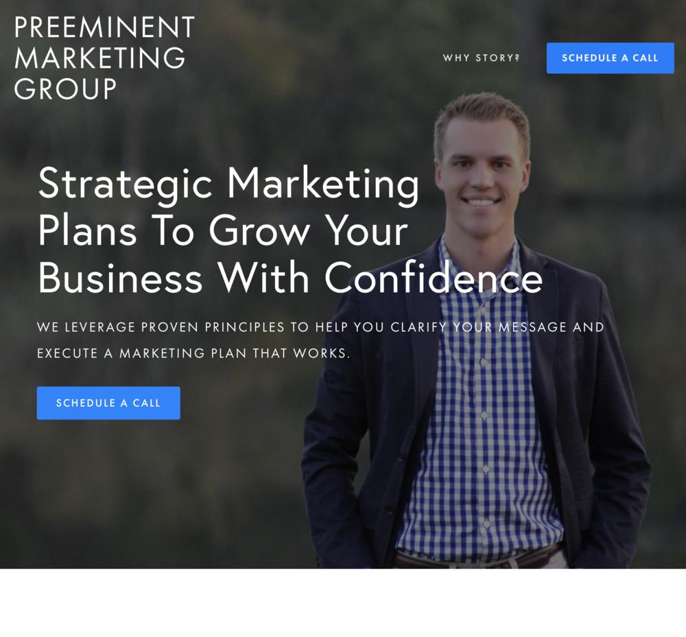 Preeminent Marketing Group