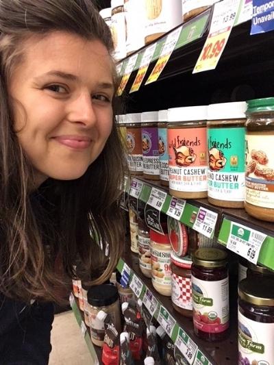 Erika Welsh of Wild Friends Foods