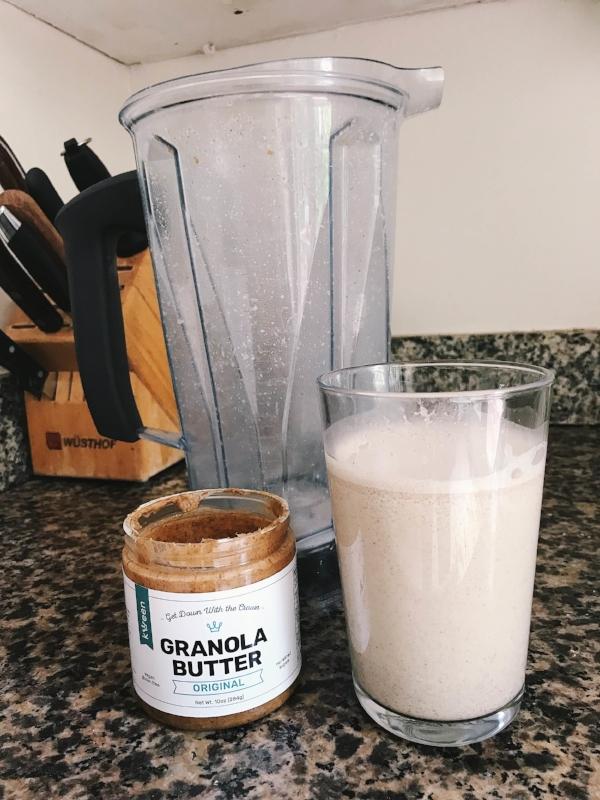 Granola Butter Milk