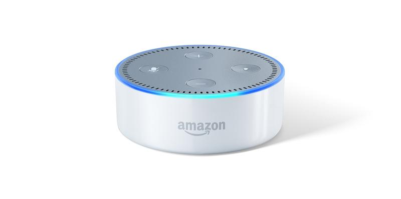 Amazon Echo Dot White Alexa