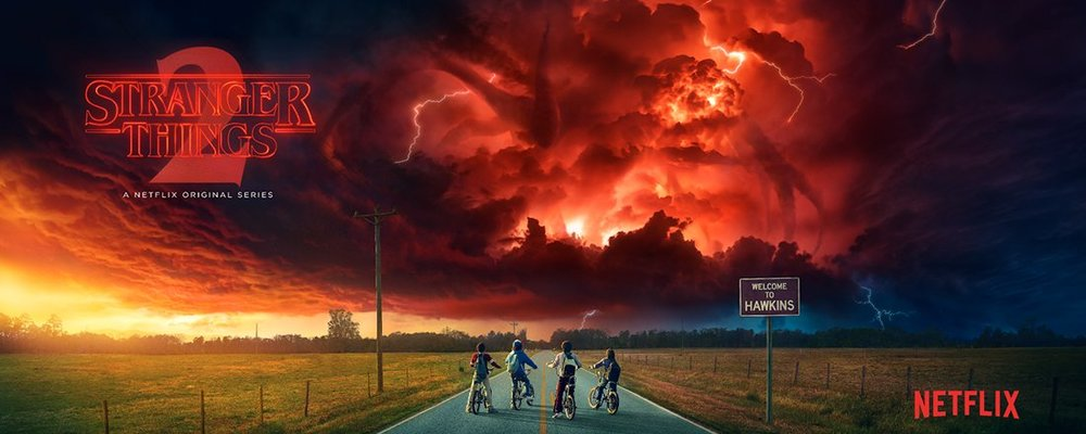 Stanger_Things_2_Red_Sky_Boys_on_Bikes_Sky_Q_adding_Netflix_Coming_Soon