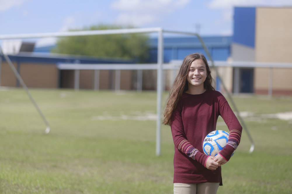 Copy of Lauren Powell- Eighth-grader at Rising Scholars Academy of South Texas (RSA) in San Benito