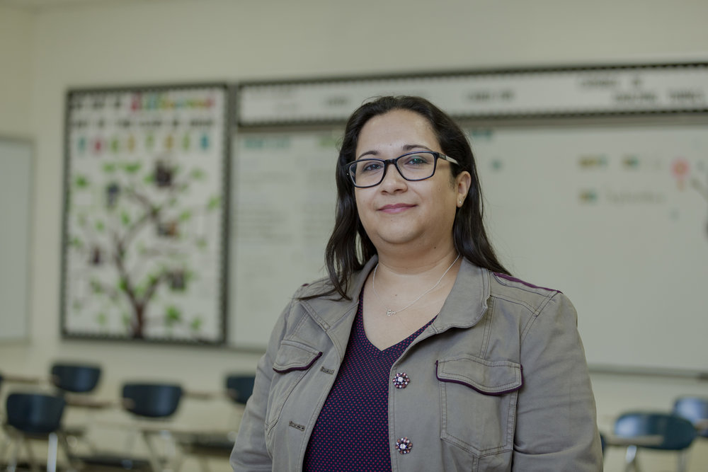 Ana Villarreal- IB Spanish Teacher at South Texas Business, Education & Technology Academy (BETA)