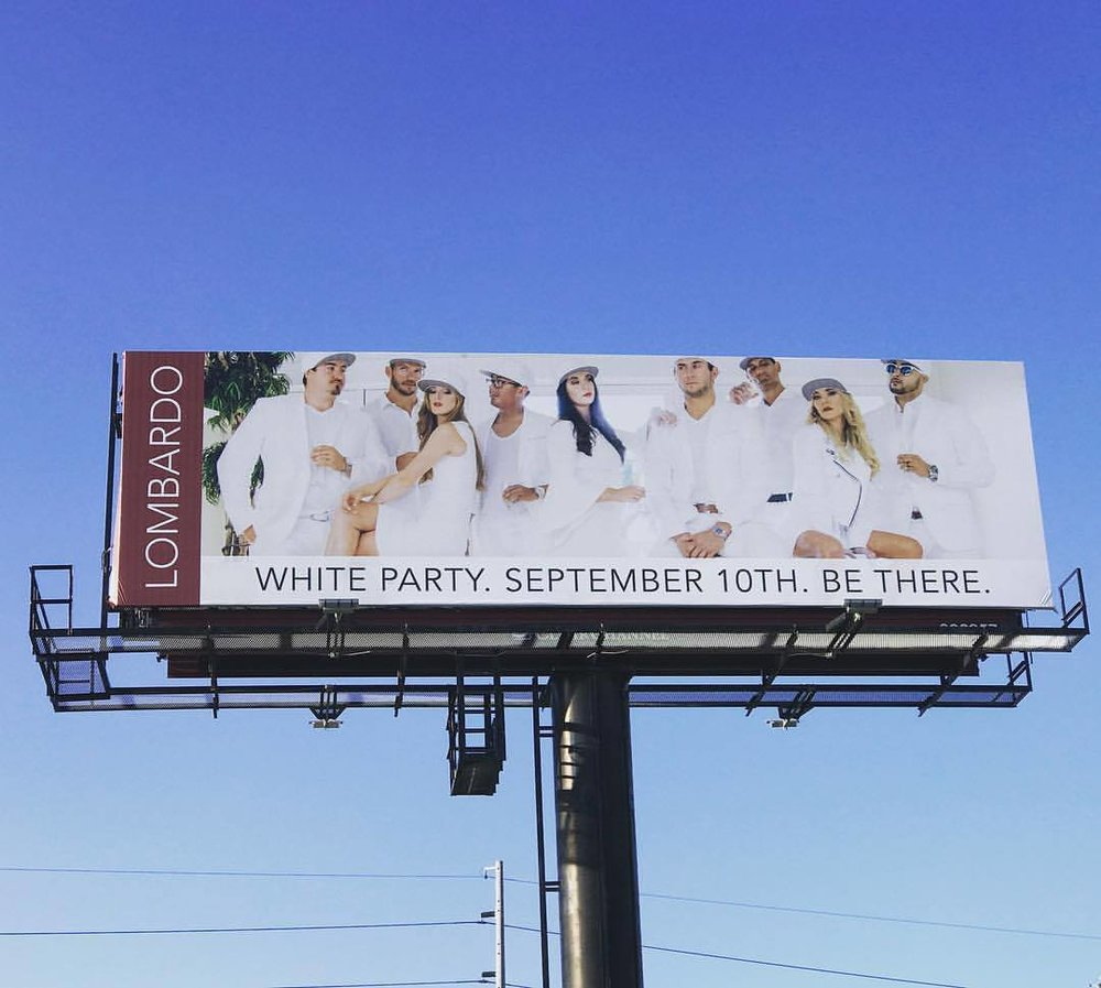 lombardo billboard