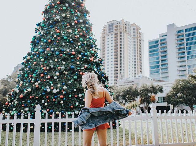 That #floridachristmas spirt