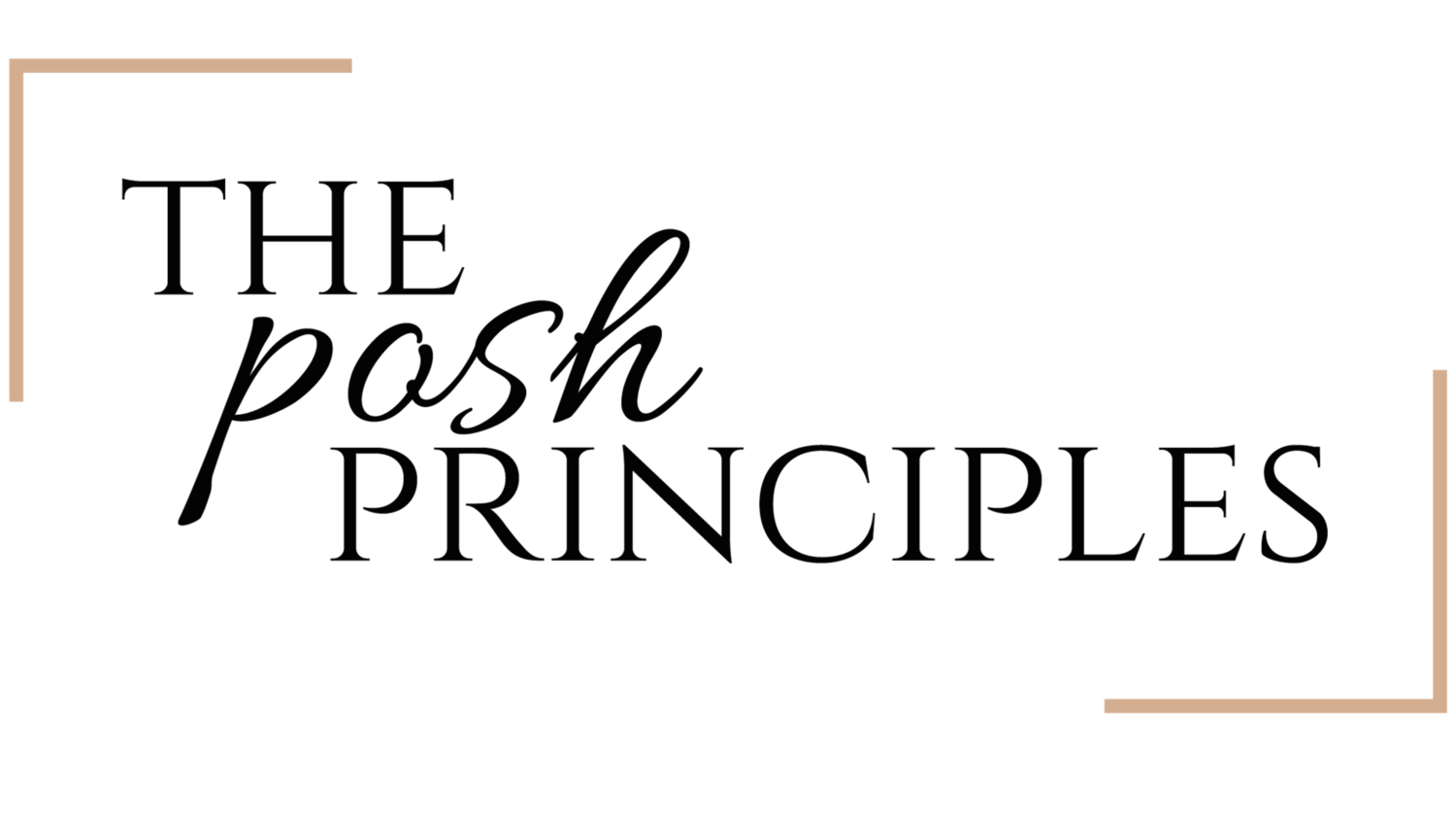 The Posh Principles