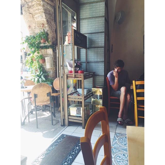 So much about Tel Aviv is about contemplation #contemplation #telaviv #israel #colorfulworld #summeroftravel #mytinyatlas #TellOn #travel #travelbug #passionpassport #insta #instabest #instagood #instaisrael #instatravel #instatelaviv #vsco #vscocam #vscobest #vscoisrael #vscotravel #vscotelaviv #b#neveraboringmoment  (at Jaffa-Tel Aviv, Tel Aviv, Israel)