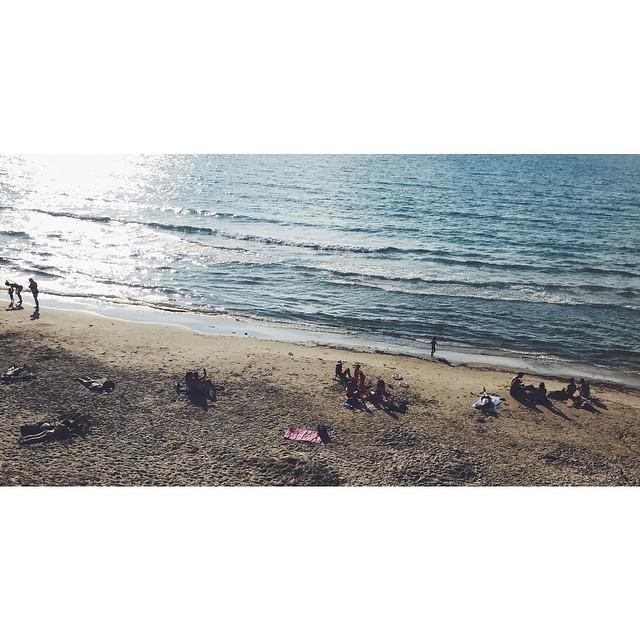 So much about Tel Aviv is about Sunday beach days #beaches #ocean #daybythebeach #telaviv #israel #oldjaffa #colorfulworld #summeroftravel #mytinyatlas #TellOn #travel #travelbug #passionpassport #insta #instabest #instagood #instaisrael #instatravel #instatelaviv #vsco #vscocam #vscobest #vscoisrael #vscotravel #vscotelaviv #neveraboringmoment  (at Telaviv Beach)