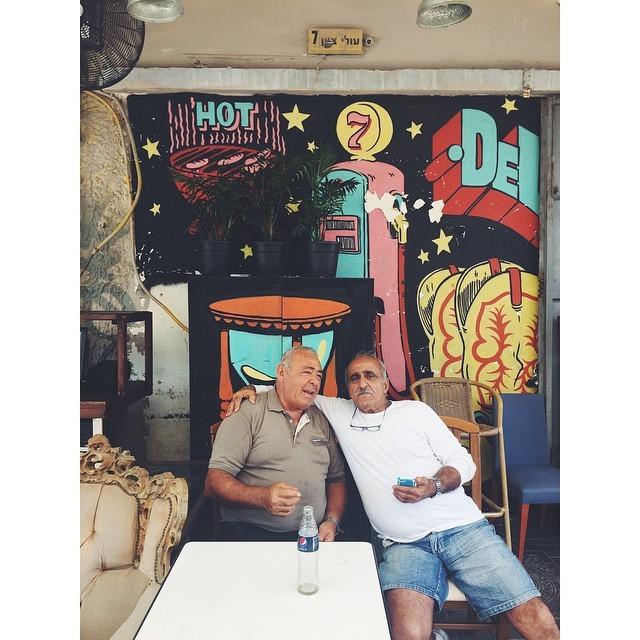 So much about Tel Aviv is about good friends #goodfriends #telaviv #israel #oldjaffa #colorfulworld #summeroftravel #mytinyatlas #TellOn #travel #travelbug #passionpassport #insta #instabest #instagood #instaisrael #instatravel #instatelaviv #vsco #vscocam #vscobest #vscoisrael #vscotravel #vscotelaviv #b#neveraboringmoment  (at Old Jaffa - يافا القديمة)