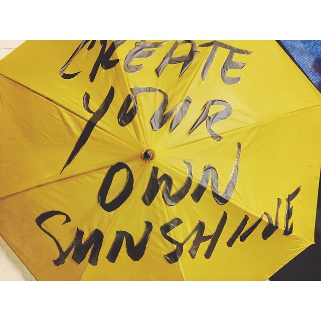 Motto for today. For everyday :) #motoforlife #inspire #insta #vsco #liveby #sunshine #createyourownsunshine #vscocam #vscobest #instabest #instagood #TellOn #passionpassport #theurbanexpat  (at Nişantaşı)