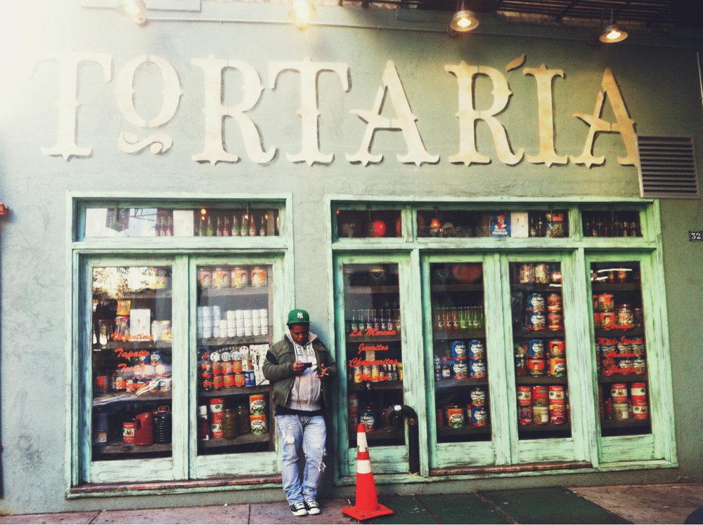 #nyc #tortaria #eastvillage