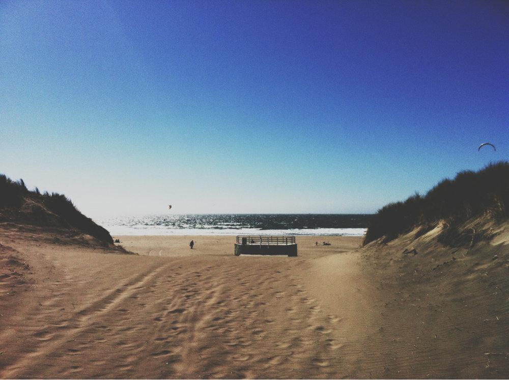 @ocean beach, san francisco