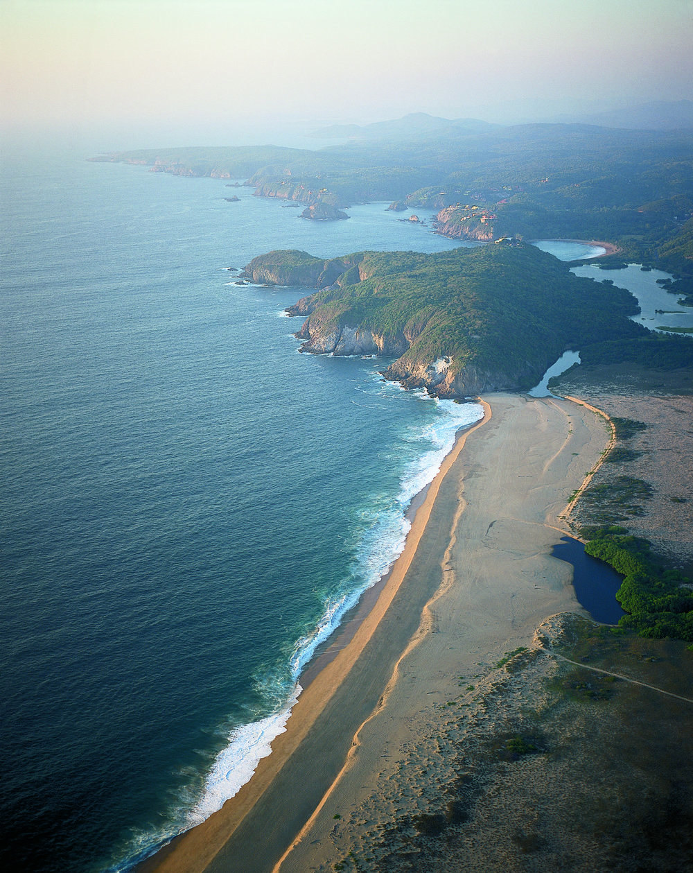 Land & Sea -