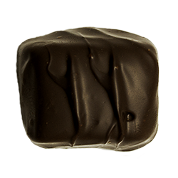 Dark Classic Caramel - Smooth, rich caramel dipped in decadent dark chocolate