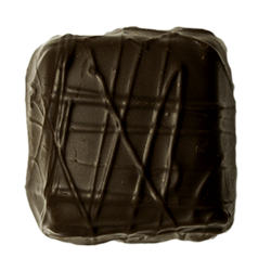 Coffee Caramel - Rich, dark coffee-infused caramel covered in dark chocolate