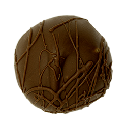 Milk Chocolate Truffle - Rich and dreamy, pure milk chocolate truffle