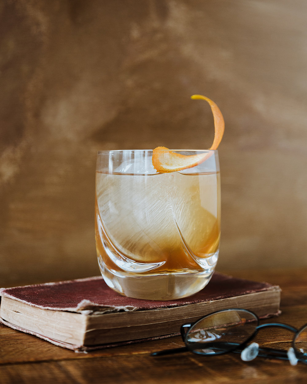 Dutch Courage (Old Fashioned Variation)