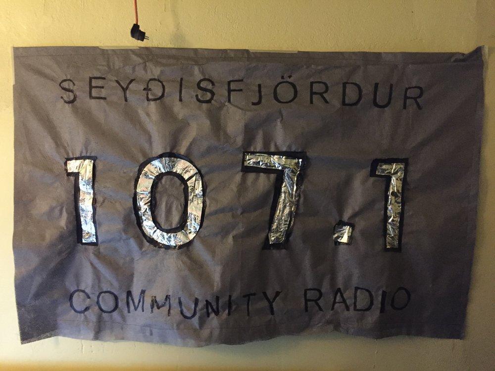 Community Radio of Seyðisfjörður / Samfélagsútvarp 107.1FM -