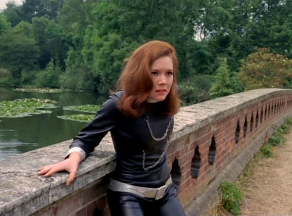 "50 Years ago, Iconic Sexy Super Spy Emma Peel Became TV's First Female Action Hero - ""You Have Just Been Murdered"""