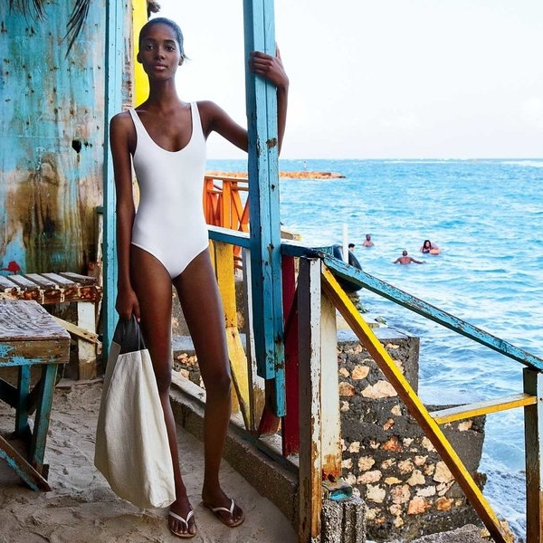 On a trip across Jamaica's untrammeled coast, native daughter Tami Williams shows off the latest resort collections in some of her favorite spots—and reminds us of the joys of going off the beaten path via Travel + Leisure.