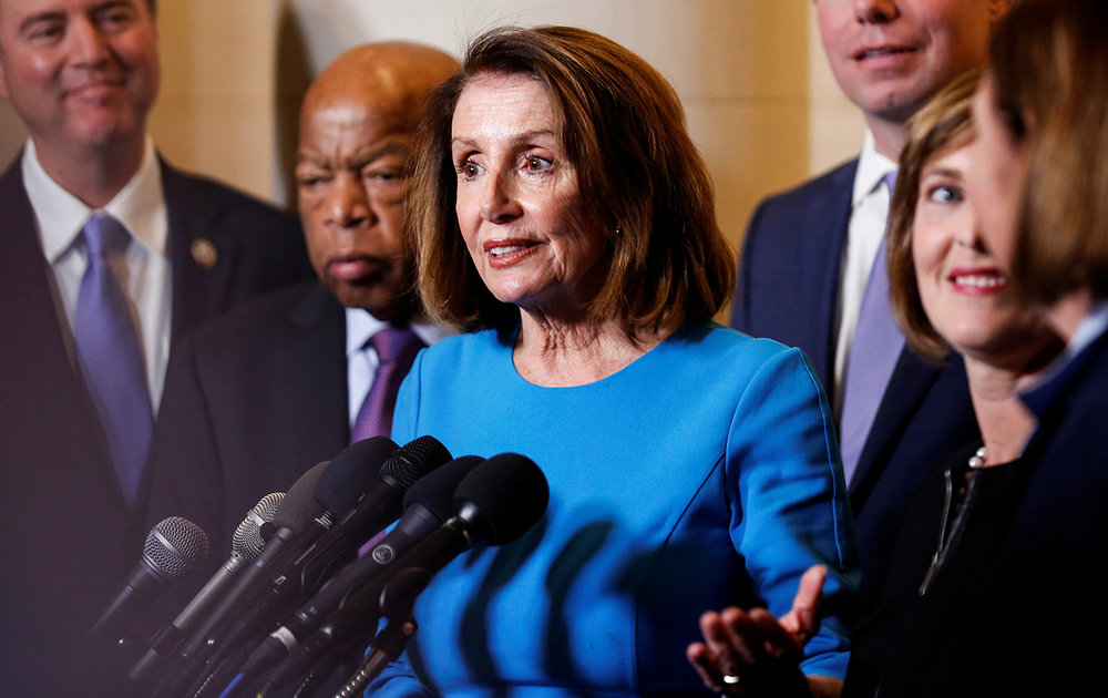 Nancy Pelosi - House of Democrats Nomination - Openletr.jpg