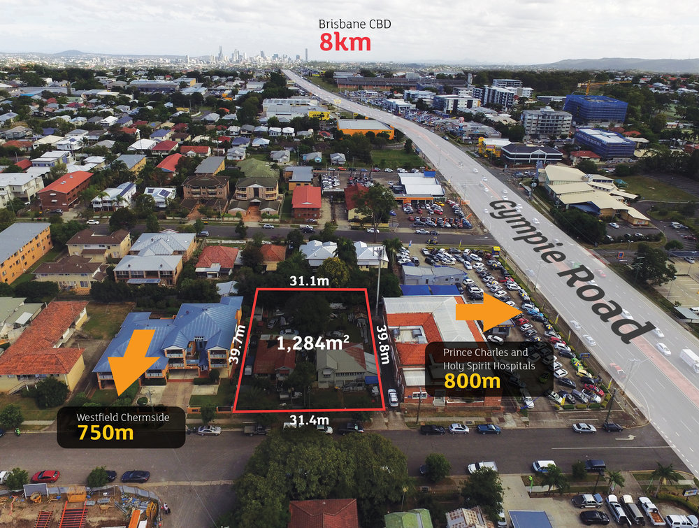 11-15 Mermaid Street,ChermsideSold: $2,000,000 -