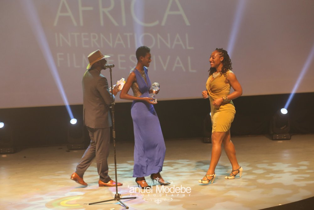 Aissa's Story wins Best Student Short at AFRIFF 2014