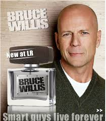 Bruce Willis Commercial