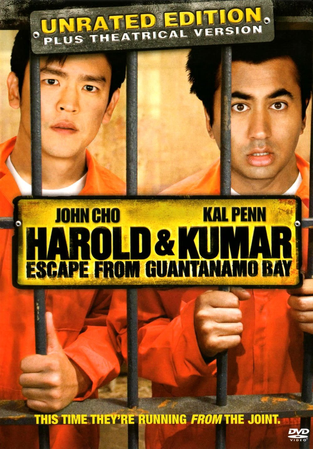 Harold and Kumar  - Escape from Guantanamo Bay