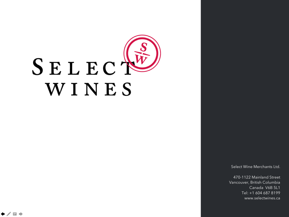 Select Wines