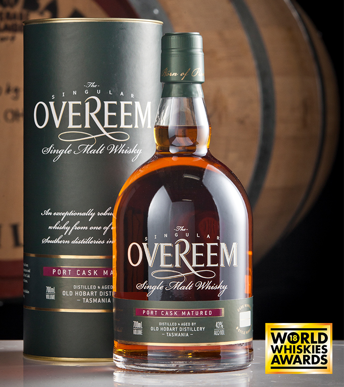 World Whiskies Award 2018 - Round 1