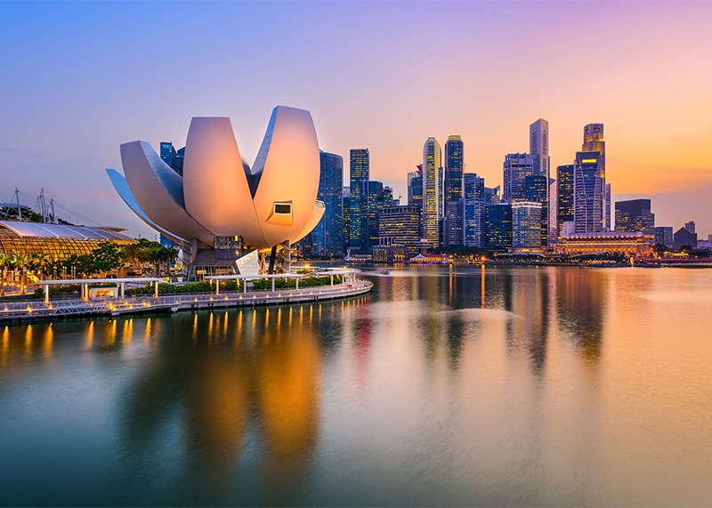 SINGAPORE/MALAYSIA - This small island has transformed from a natural landscape of rainforest and mangrove swamps to a heavily urbanised city - discover all this and more on your next Geography tour with Tour Time.