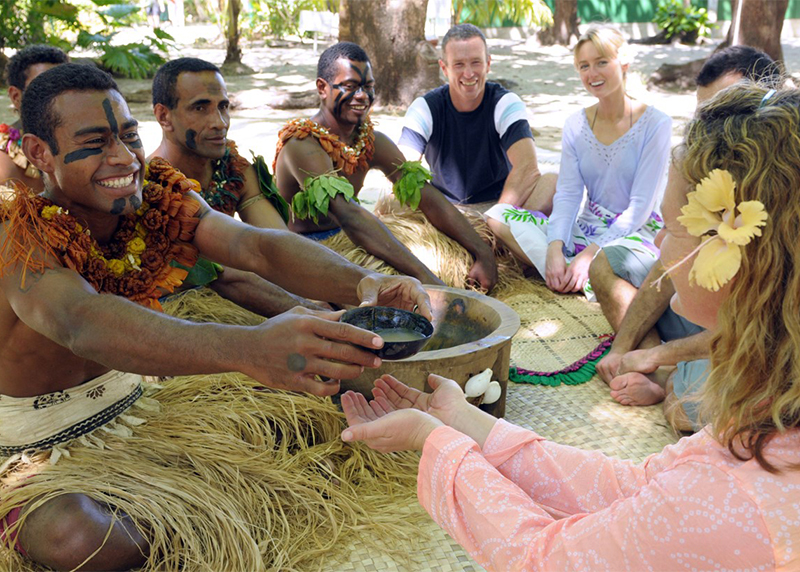 FIJI - The crystal clear waters and white sandy beaches of Fiji await - what more could you ask for after a busy day of training and games? The beautiful surroundings and friendly Fijian locals will ensure you have a netball tour to remember.