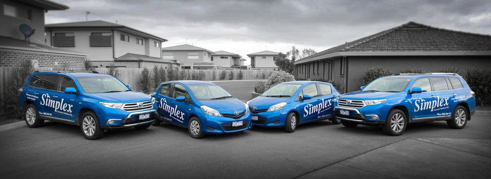 Client: Simplex insurance Solutions