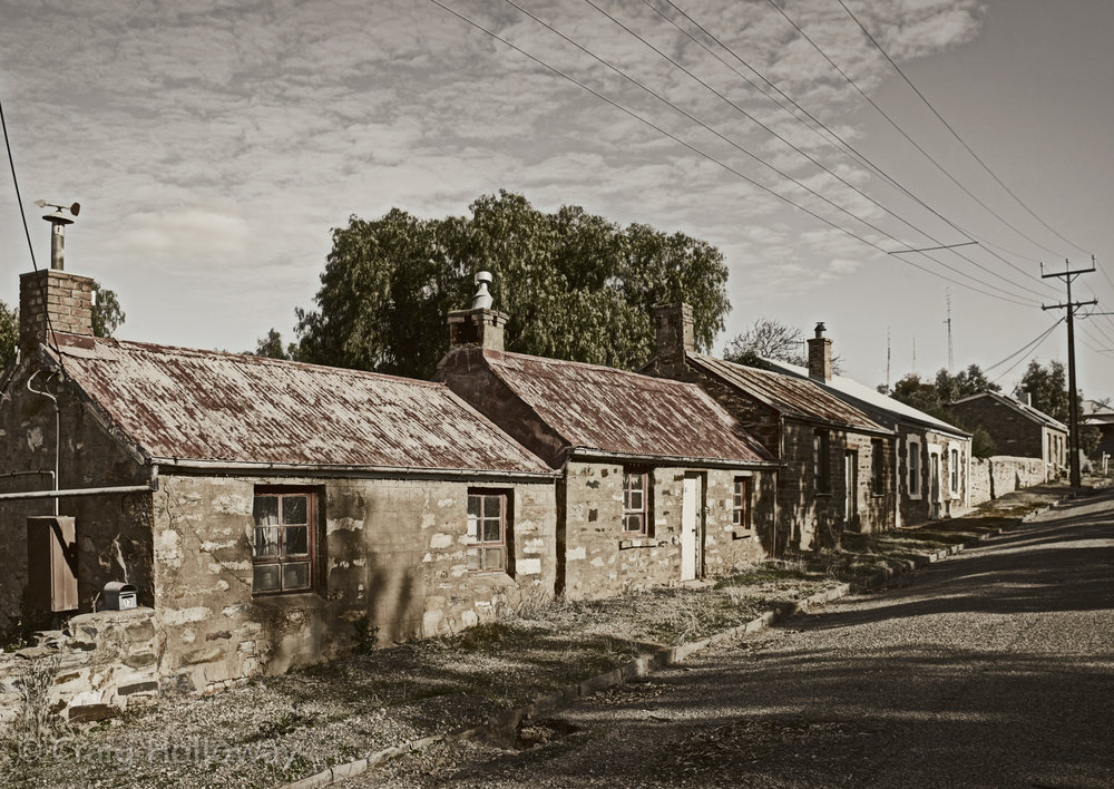Burra Cottages