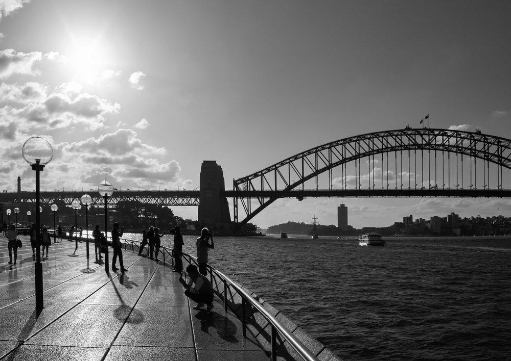 Sydney Harbour 01