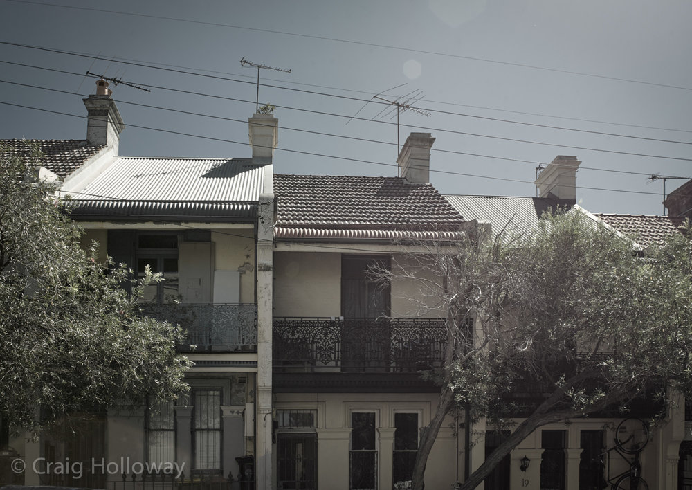 Paddington Terraces
