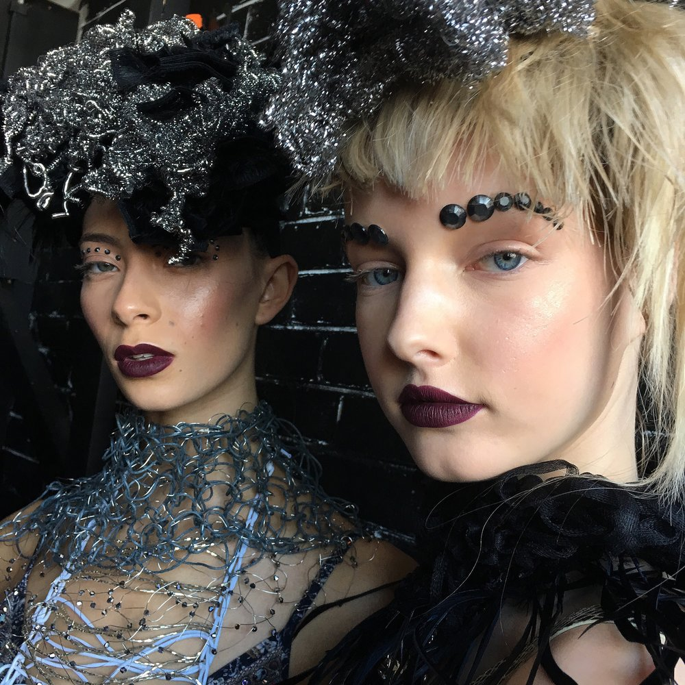 Olivia Boland & Claudia Carlton-Allen