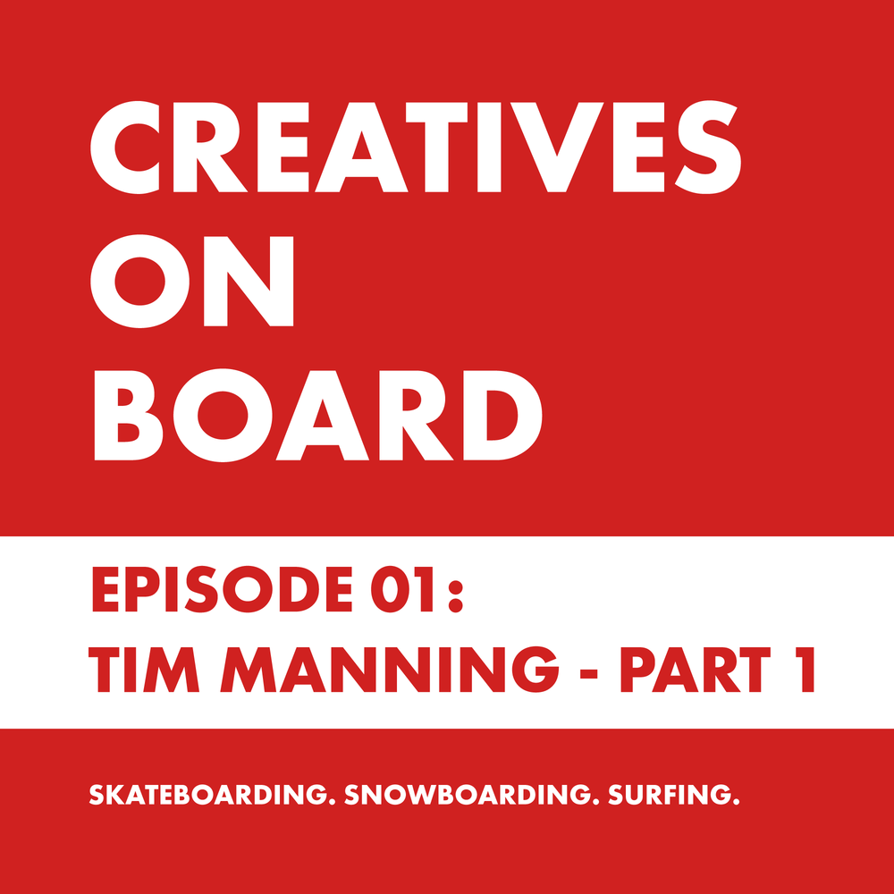 TIM MANNING PART 1 - EPISODE 01