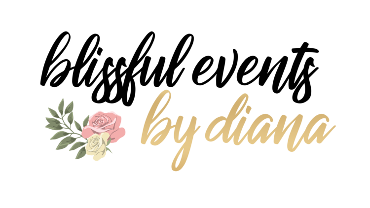 Blissful Events by Diana