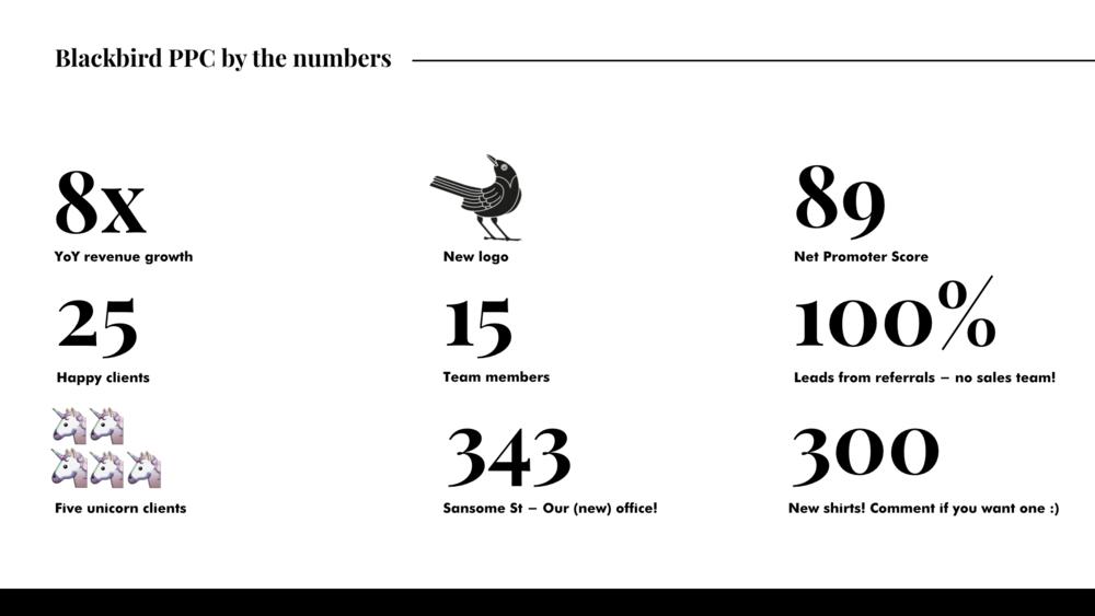blackbirdbythenumbers
