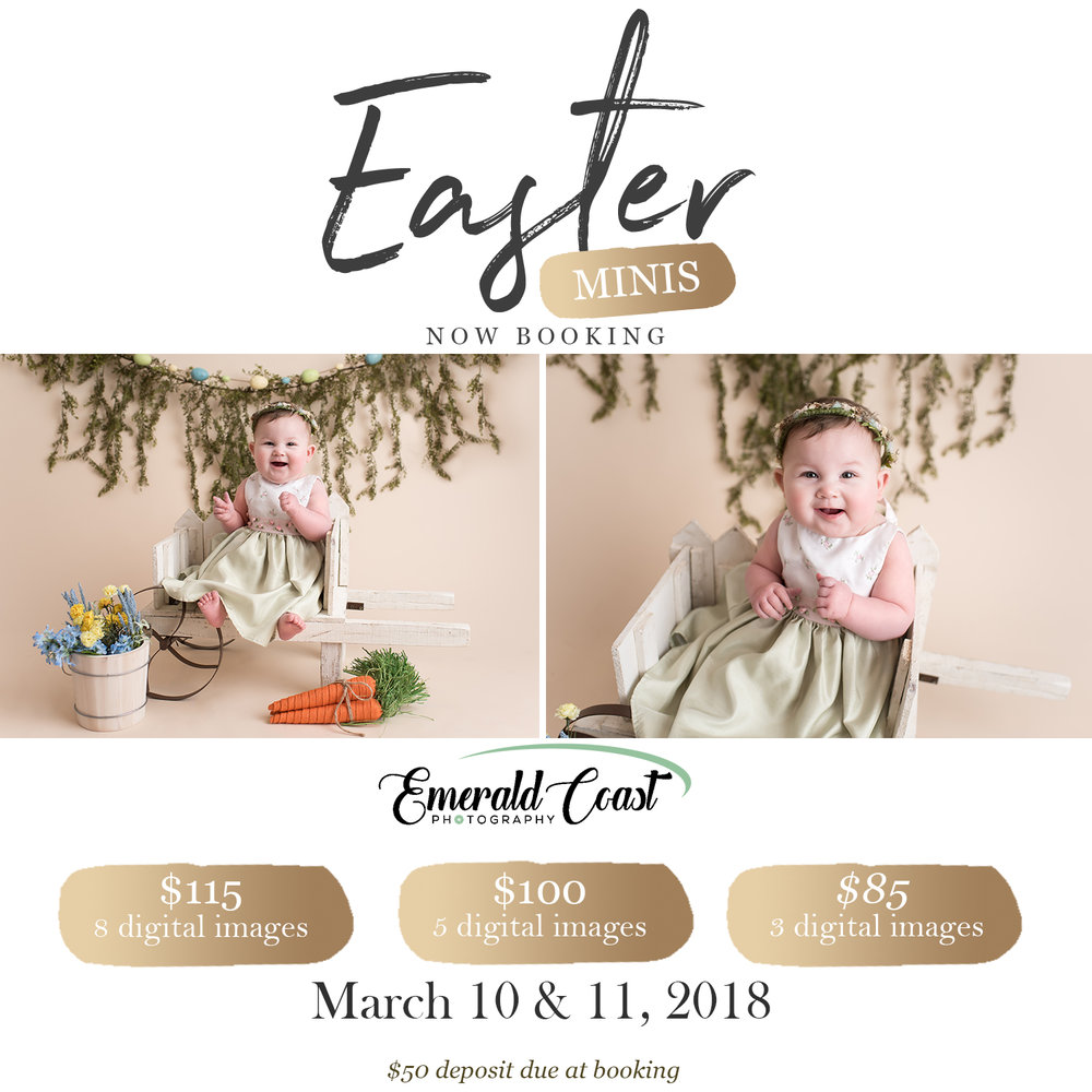 easter mini session