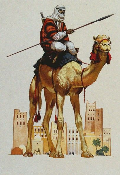 Arab on Camel.jpg