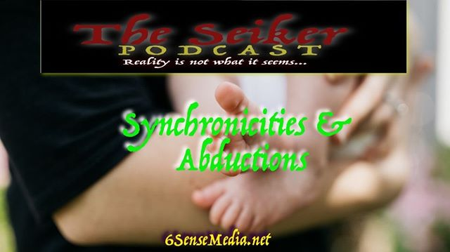 #Synchronicity & #Abduction - Exploring the purpose of synchronistic events and analyzing accounts of #alien #hybrids encounters with #abductees 👽  This weeks show explores the possible purpose behind accounts of abductees being asked to breastfeed hybrid babies. Is there an energetic electromagnetic connection? It appears that these babies gain something from physical contact with human women. Is this similar to the skin-to-skin connection between mother and baby?  In addition, an odd synchronistic event occurred just prior to starting the show that was incredibly relevant. The chances of this happening were incredibly remote. What does it mean? Listen now to find out!  Link in Bio!