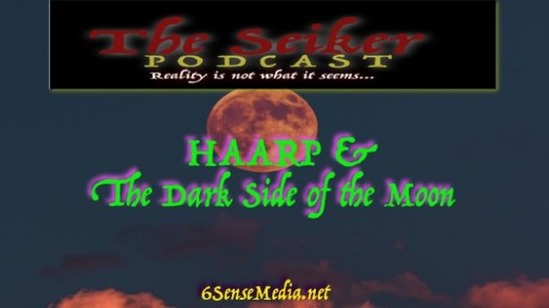 #HAARP and the Dark Side of the #Moon. #UFOs, #MindControl, #RemoteViewing, #AI - it all seems to be connected and more is being revealed daily. Is there a hidden civilization secretly manipulating our lives? Who are we? What are we capable of? In this weeks episode of The #Seiker #Podcast, I explore all of these subjects and their possible connections running from #Roswell, to the #Apollo landings to the development of #AI. Something is going on here, and it very well may be manipulating human consciousness and behavior... Link is in bio.