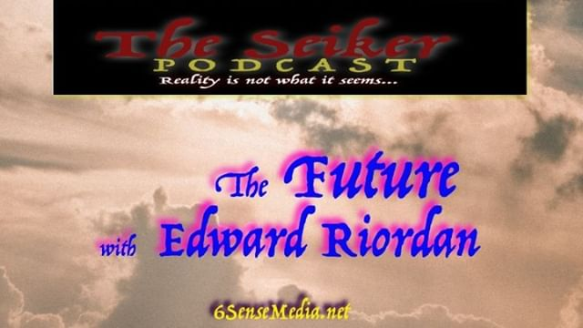 "The Future is Upon Us - With Edward Riordan. This week Edward shares his experience in #remoteviewing the Earth's Core and the #consciousness he encountered. He also discusses the #poltergeist which suggests our physical reality can be affected via #psychic means.  Edward updates us on his #QAnon feedback, and estimates 3-4 years are left until their plan manifests after an unknown ""Event Horizon."" This show is packed full of information you don't want to miss! #psychic #prophecy #endtimes #AI #SkyNet"