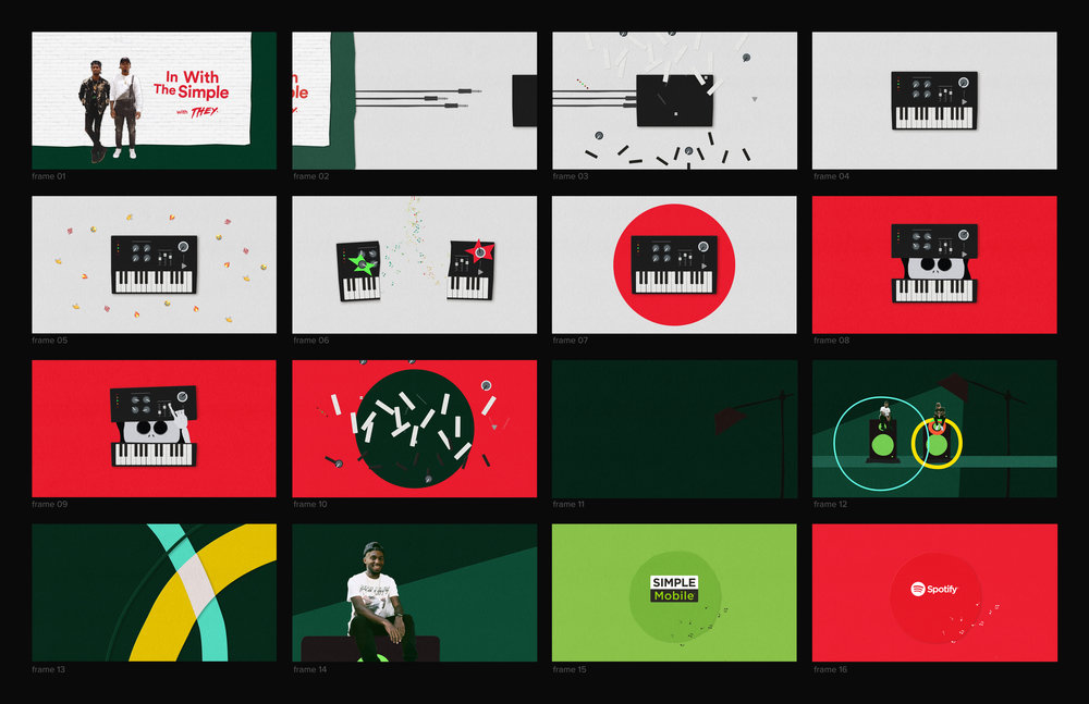 Spotify THEY Treatment B Storyboard Collage resized.jpg