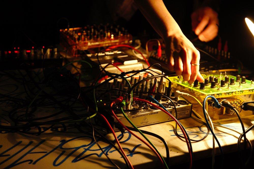 12/9: TTSKTLS & Nina Buchanan: Techno